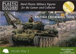 61007 Plastic Soldier Company 15mm Scale British Cromwell Tank (5)